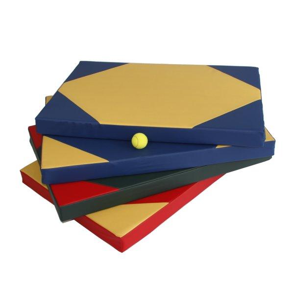 Gymnastics mat 100 x 70 x 8 cm