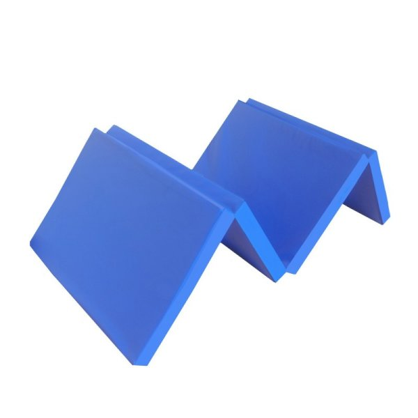 Gymnastics mat 180 x 60 x 5 cm folding