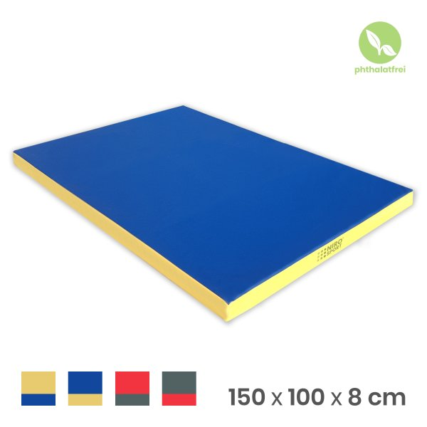 Gymnastics mat 150 x 100 x 8 cm