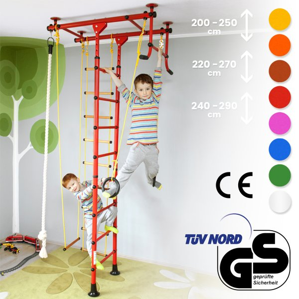 Wall bars FitTop M1