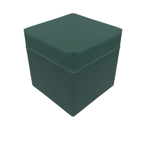 Sitzhocker Sitzwürfel Grün